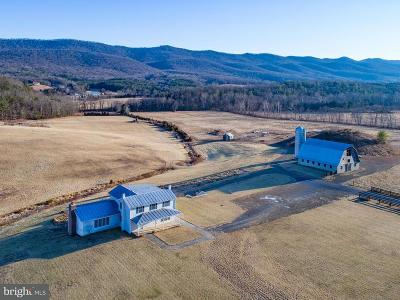 Farm For Sale: 6836 Fort Valley Road