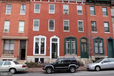Baltimore City Rental For Rent: 32 Preston Street E #A