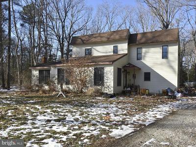 Easton Single Family Home For Sale: 33354 Fox Road