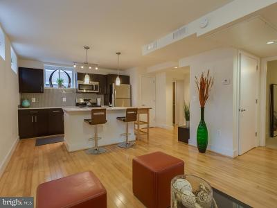 Washington Townhouse For Sale: 809 Otis Place NW #1