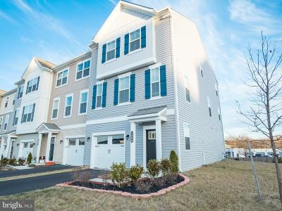 Fredericksburg Townhouse For Sale: 1400 Teagan Drive
