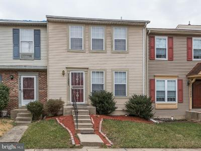 Upper Marlboro Townhouse For Sale: 11227 Kettering Place