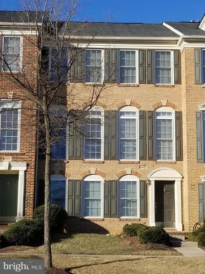Chantilly Townhouse For Sale: 25804 Turlough Terrace