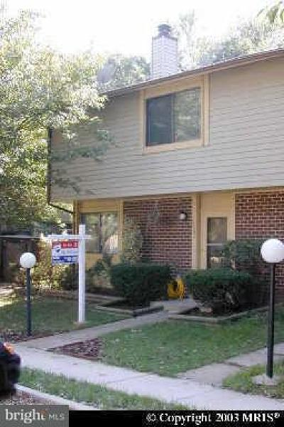 Burke Rental For Rent: 10697 Spring Oak Court
