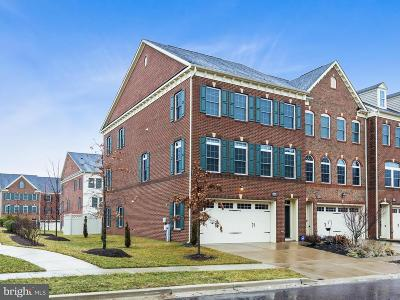 Bowie MD Townhouse For Sale: $425,000