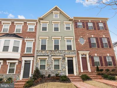 Clarksburg Townhouse For Sale: 11886 Snowden Farm Parkway