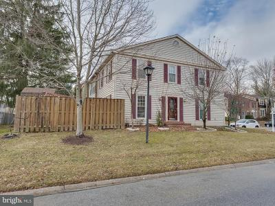 Gaithersburg Townhouse For Sale: 9220 Weathervane Place