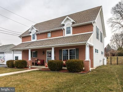 Chambersburg Single Family Home For Sale: 86 Grandview Avenue