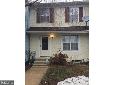 Camden Townhouse For Sale: 306 Commons Lane