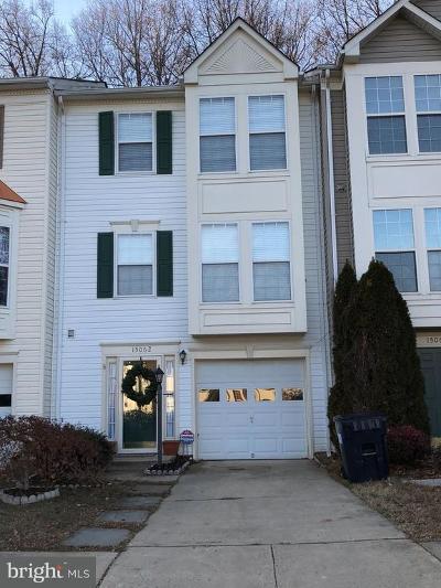 Woodbridge VA Townhouse For Sale: $315,000