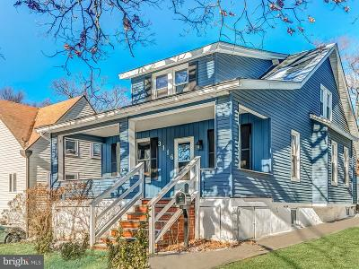 Baltimore Single Family Home For Sale: 3116 Woodhome Avenue