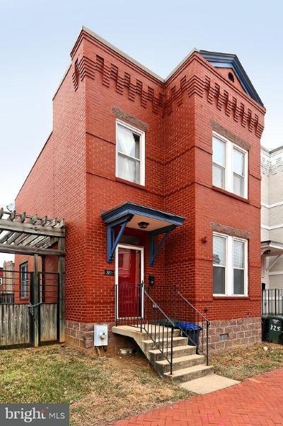 Washington Rental For Rent: 327 U Street NW