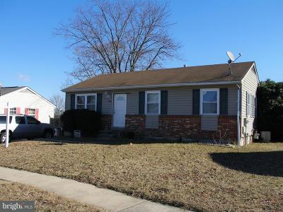 Glen Burnie Single Family Home For Sale: 1240 Cedarcliff Drive