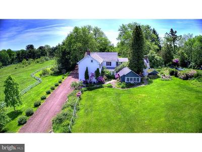 Bucks County Single Family Home For Sale: 207 Church Hill Road