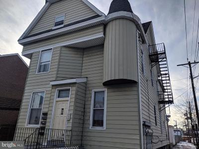 Trenton NJ Multi Family Home For Sale: $350,000