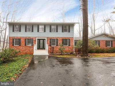 Owings Mills Single Family Home For Sale: 2300 Caves Road
