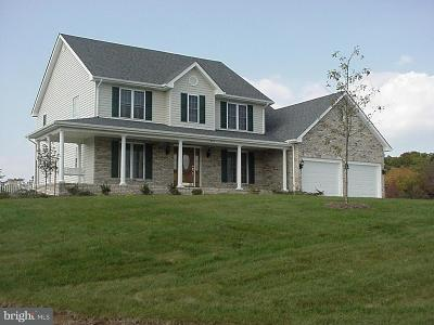 Frederick County Single Family Home For Sale: North Frederick Pike