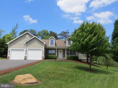 Hedgesville Single Family Home For Sale: 125 Nokomis Trail