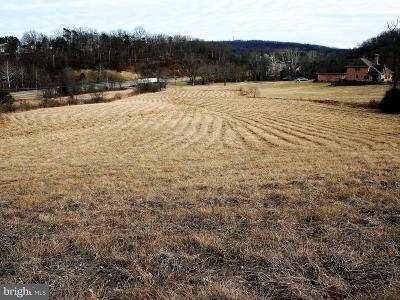 Frederick County Residential Lots & Land For Sale: North Frederick Pike