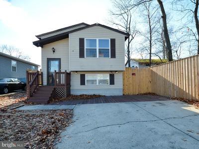 Glen Burnie Single Family Home For Sale: 219 Lincoln Avenue