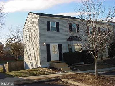 Manassas Townhouse For Sale: 9012 Old Hickory Court