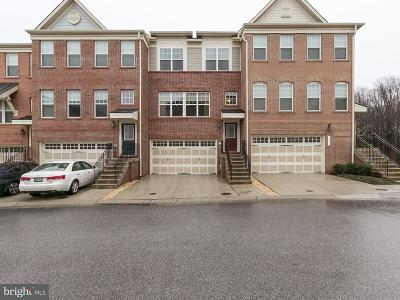 Hanover Townhouse For Sale: 7841 Crystal Brook Way