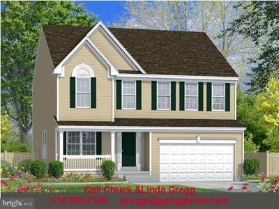 Elkton Single Family Home For Sale: 4 Antego Drive
