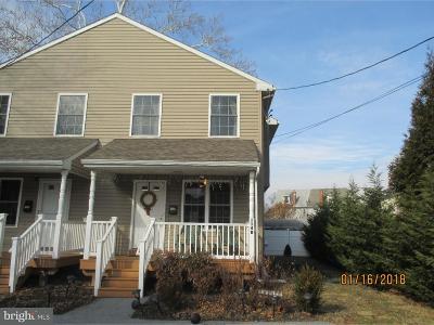 Rosemont Single Family Home For Sale: 114b Garrett Avenue