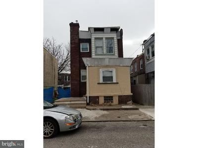 Philadelphia Single Family Home For Sale: 5009 Charles Street