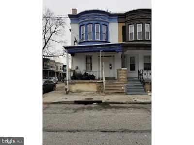 Philadelphia Multi Family Home For Sale: 130 W Hansberry Street
