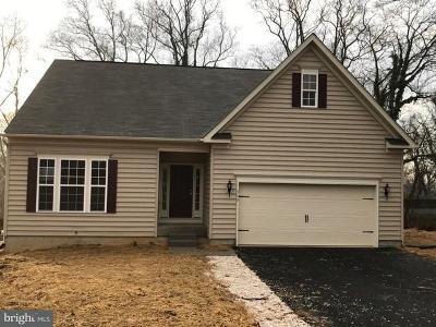 Cecil County Single Family Home For Sale: 1 Razor Strap Road