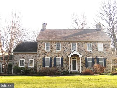 New Hope Single Family Home For Sale: 4226 Lower Mountain Road
