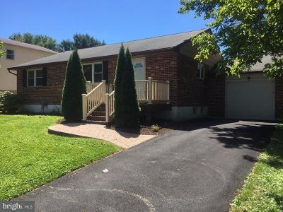 Hockessin Rental For Rent: 512 Cabot Drive