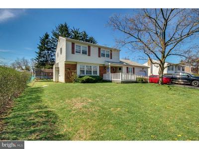 Warminster Single Family Home For Sale: 236 Westbury Drive