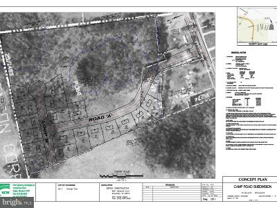 Residential Lots & Land For Sale: 1108 Camp Road