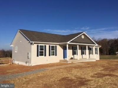 Spotsylvania Single Family Home For Sale: 5440 Ridge Road