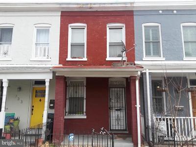 Washington DC Townhouse For Sale: $415,000
