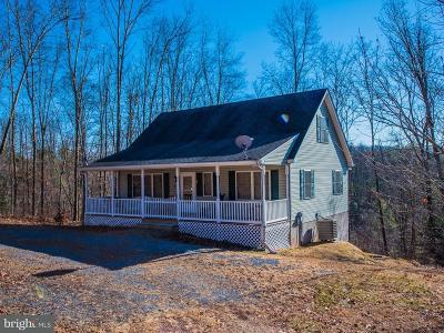 Mount Jackson Single Family Home For Sale: 36 Pine Way