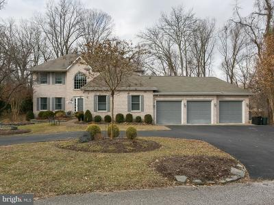 Single Family Home For Sale: 2744 Old Court Road