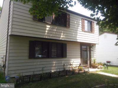 Howard County Rental For Rent: 9112 Goldamber Garth
