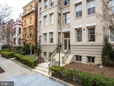 Washington Townhouse For Sale: 1721 21st Street NW #202