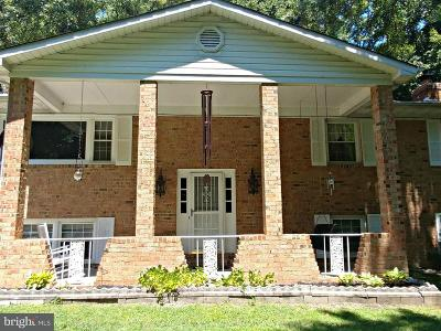 Single Family Home For Sale: 26090 Budds Creek Road