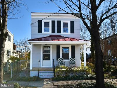 Fredericksburg Rental For Rent: 918 Mercer Street