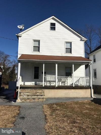 Baltimore Single Family Home For Sale: 160 Winters Lane