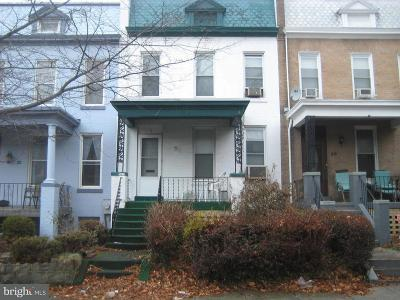 Washington Townhouse For Sale: 24 Franklin Street NE