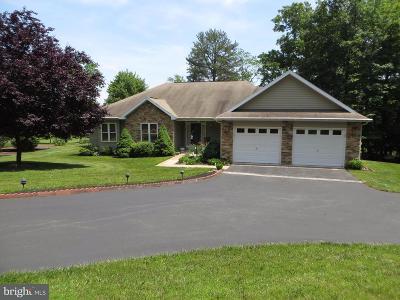 Hedgesville Single Family Home For Sale: 86 Atlatl Lane