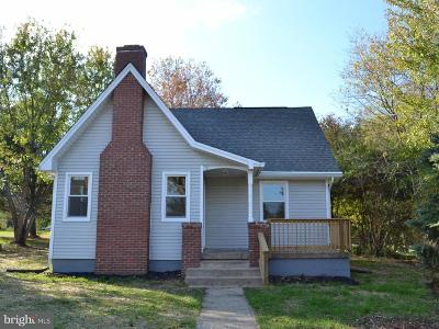 Fredericksburg Single Family Home For Sale: 10 Manse Road