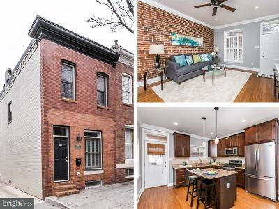 Baltimore Townhouse For Sale: 732 S Lakewood Avenue