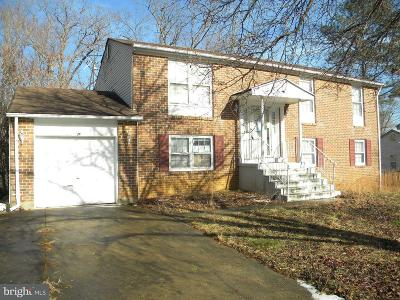 Clinton MD Single Family Home For Sale: $210,000