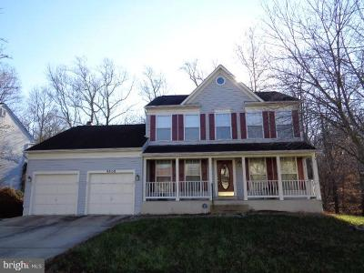 Clinton Single Family Home For Sale: 9808 Fox Run Drive